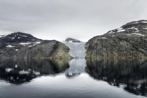Grönland Geltscher