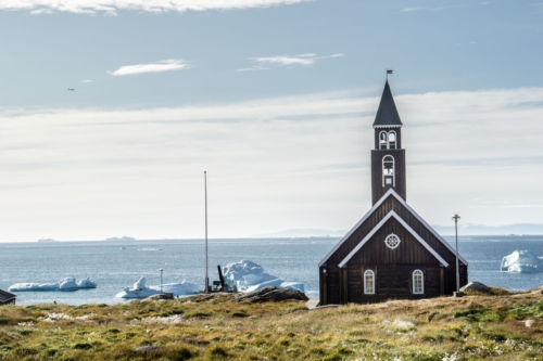 Kirche von Illulissat