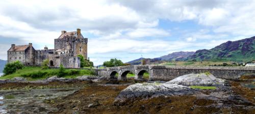 Eilean Donan Castle/ Schottland