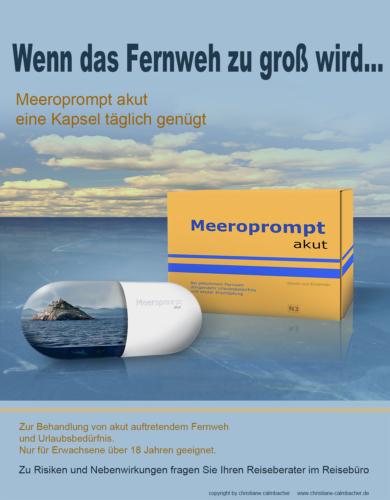 Meeroprompt-Plakat